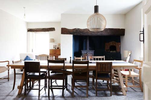 farmhouse_modern_rustic_dining_room